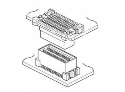 Connector Printed Circuit Board